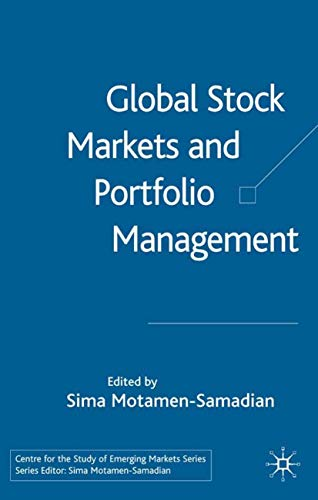 9781403991553: Global Stock Markets and Portfolio Management (Centre for the Study of Emerging Markets Series)