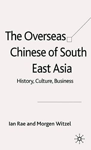 9781403991652: Overseas Chinese of South East Asia
