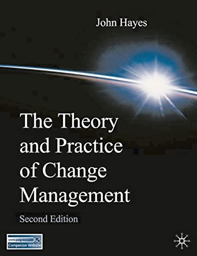9781403992987: The Theory and Practice of Change Management: Second Edition