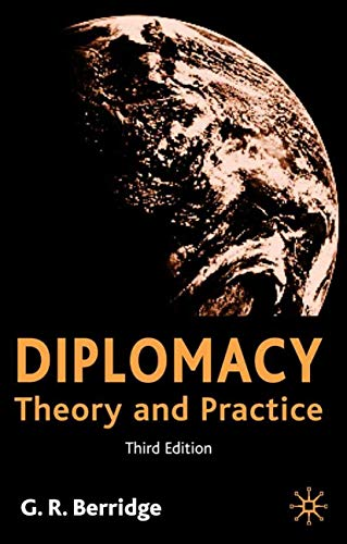 9781403993106: Diplomacy: Theory and Practice