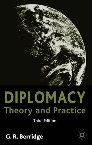 diplomacy theory and practice pdf