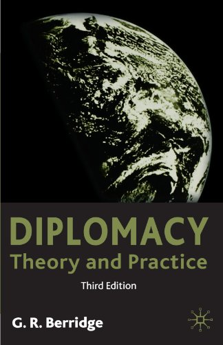 9781403993113: Diplomacy, Third Edition: Theory and Practice