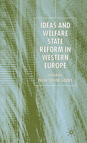 9781403993175: Ideas and Welfare State Reform in Western Europe