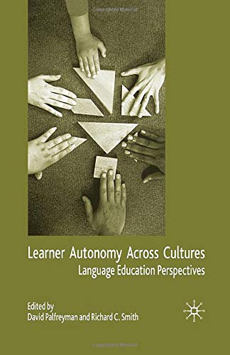9781403993403: Learner Autonomy Across Cultures: Language Education Perspectives