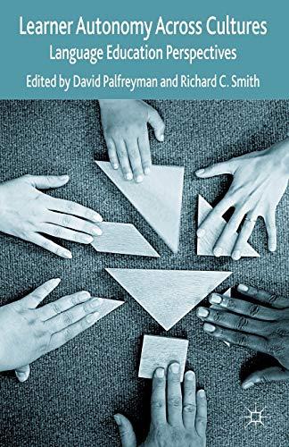 9781403993403: Learner Autonomy Across Cultures: Language Education Perspectives