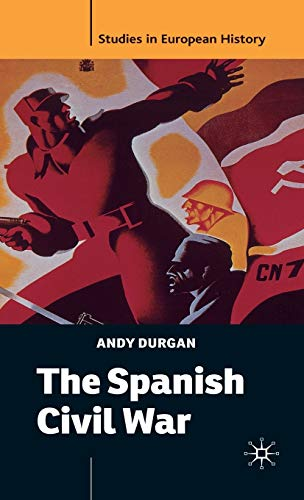 9781403995162: The Spanish Civil War (Studies in European History)