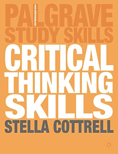 9781403996855: Critical Thinking Skills (Palgrave Study Skills)