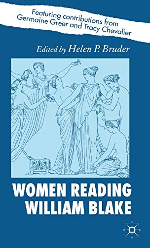 9781403997043: Women Reading William Blake