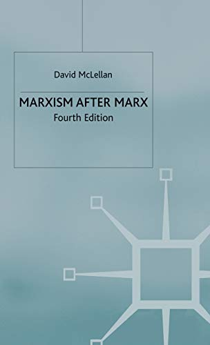 9781403997272: Marxism after Marx, Fourth Edition