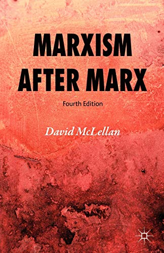 9781403997289: Marxism after Marx, Fourth Edition