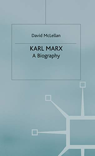9781403997296: Karl Marx 4th Edition: A Biography