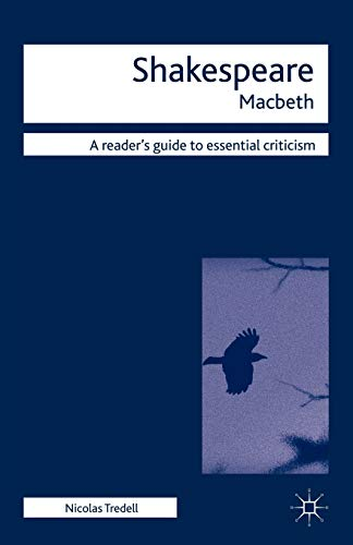 9781403999252: Macbeth (Readers' Guides to Essential Criticism)