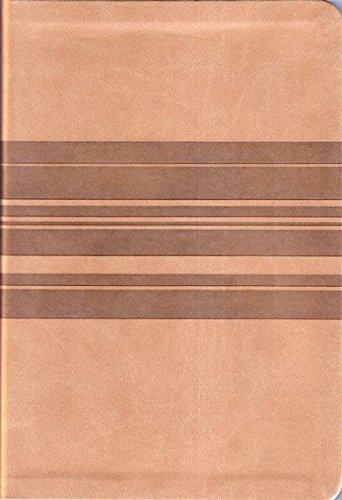 9781404100718: Biblia Bilingue / Bilingual Bible RVR 1960/NKJV; Leathersoft / Brown Duo Tone
