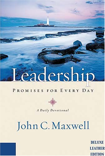 9781404103085: Leadership Promises for Every Day: Leather Edition