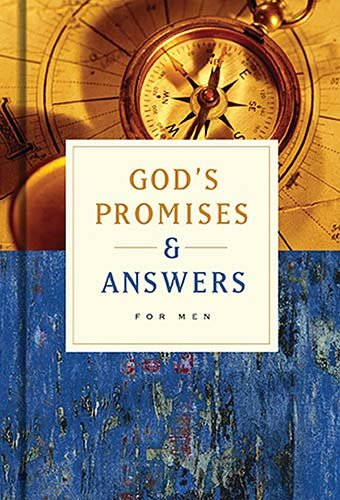 God's Promises And Answers for Men (9781404103191) by Thomas Nelson Publishers