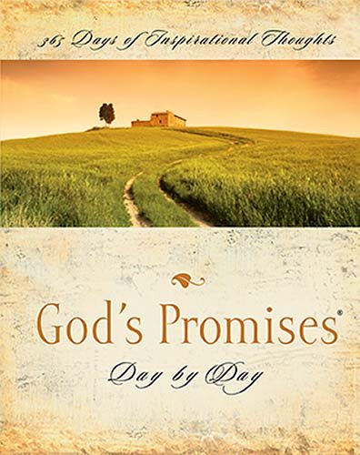 9781404103313: God's Promises Day by Day: 365 Days of Inspirational Thoughts