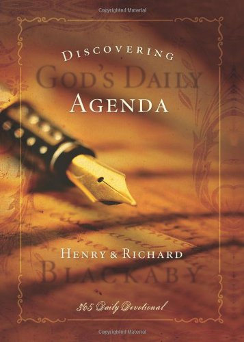 Discovering God's Daily Agenda: 365 Daily Devotional