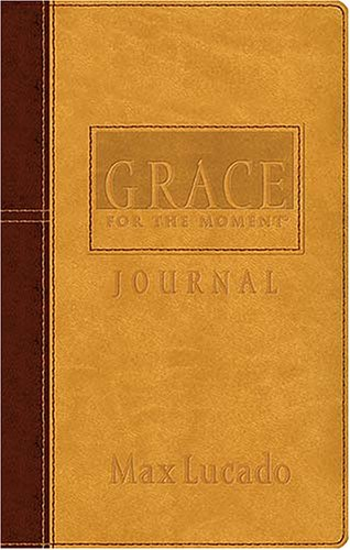 9781404113305: Grace for the Moment Journal (Imitation Leather)