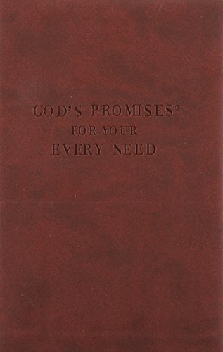 9781404113480: God's Promises for Your Every Need: 25th Anniversary Edition