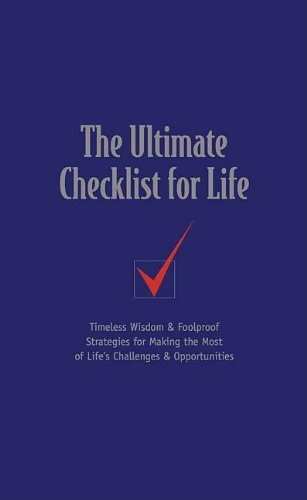 9781404113763: The Ultimate Checklist for Life