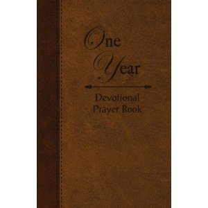 9781404113947: One Year Devotional Prayer Book