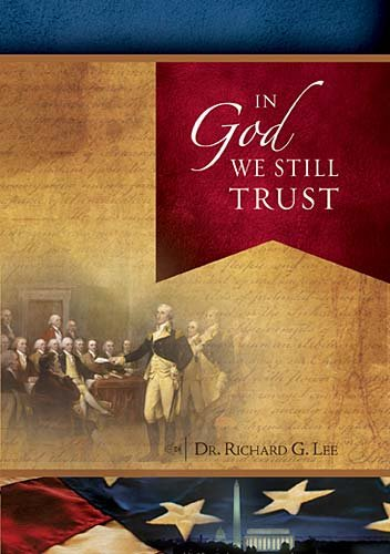 CU In God We Still Trust -: Lee, Dr. Richard