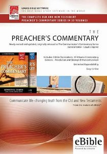 The Preacher's Commentary (1404174265) by Lloyd Ogilvie