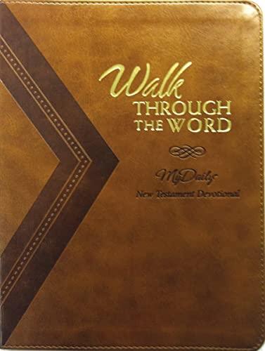 9781404174672: Walk Through the Word: A New Testament Devotional