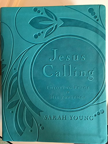 9781404174719: Jesus Calling - Enjoying Peace in His Presence