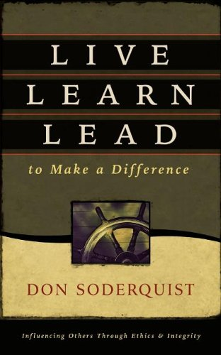 9781404175693: Live Learn Lead to Make a Difference
