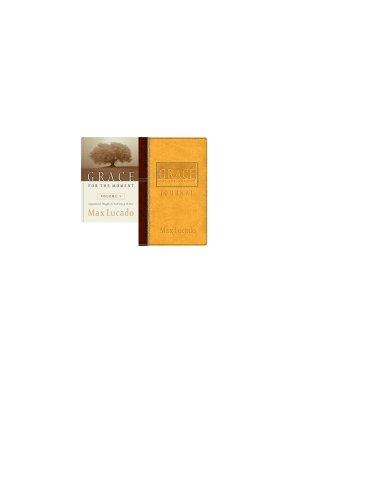 9781404181540: Grace For The Moment / Devotional & Journal Set (Grace For The Moment Vol. 1 and Grace For The Moment Journal, Volume 1)