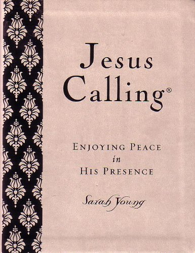 9781404183469: Jesus Calling, Enjoying Peace in His Presence (Cream Color)