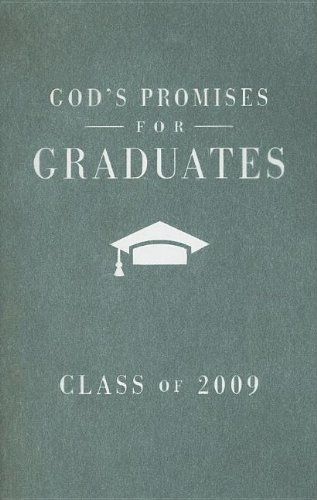 God's Promises for Graduates: Class of 2009 (1404187359) by Countryman, Jack