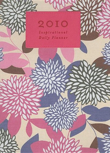 9781404187429: Inspirational 2010 Daily Planner: Classic Cloth-leathersoft Two-tone