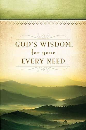 Gods Wisdom For Your Every Need S/S: Countryman Jack