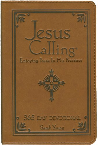 Jesus Calling - Deluxe Edition Enjoying Peace: Young, Sarah