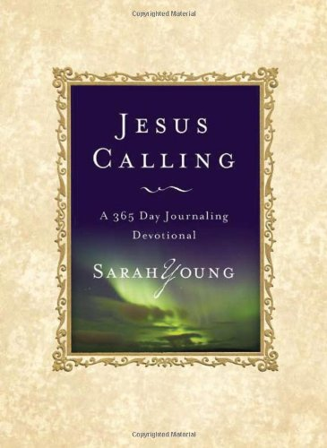 Jesus Calling: A 365 Day Journaling Devotional: Young, Sarah