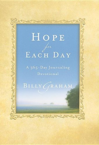 9781404187870: Hope For Each Day: A 365 Day Journaling Devotional