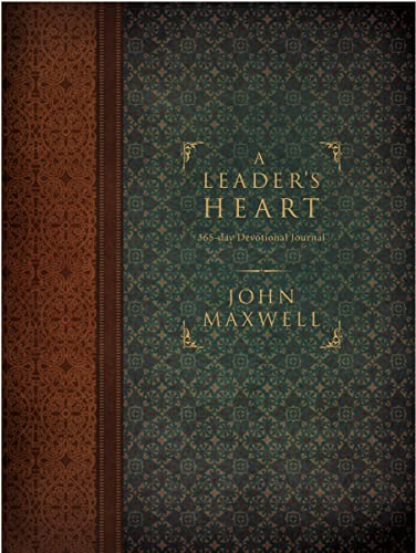 9781404189478: A Leader's Heart: 365-Day Devotional Journal