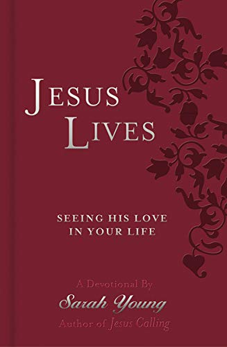 Jesus Lives Devotional: Sarah Young