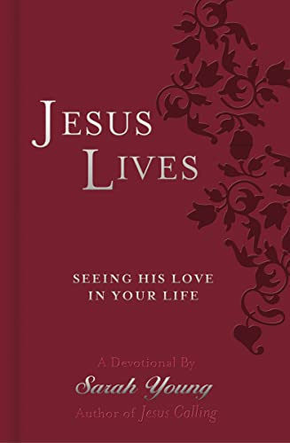 Jesus Lives Devotional: Seeing