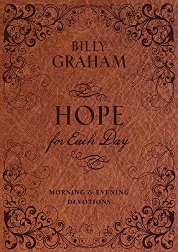 9781404189706: Hope for Each Day Morning and Evening Devotions
