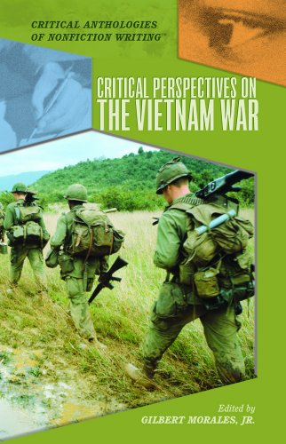 9781404200630: Critical Perspectives on the Vietnam War (Critical Anthologies of Nonfiction Writing)
