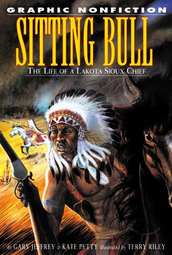 9781404202474: Sitting Bull: The Life of a Lakota Sioux Chief (Graphic Nonfiction)