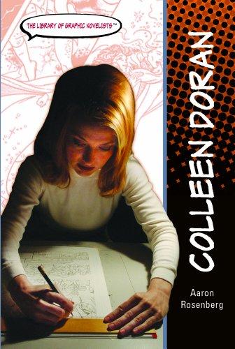 Colleen Doran (THE LIBRARY OF GRAPHIC NOVELISTS): Rosenberg, Aaron