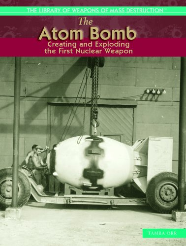 9781404202924: The Atom Bomb: Creating and Exploring the First Nulcear Weapon (THE LIBRARY OF WEAPONS OF MASS DESTRUCTION)