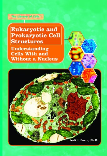 9781404203235: Eukaryotic and Prokaryotic Cell Structures: Understanding How Cells with and Without a Nucleus (Library of Cells)
