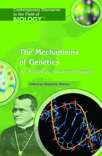 9781404204027: The Mechanisms of Genetics: An Anthology of Current Thought (Contemporary Discourse in the Field of Biology)