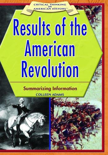 american revolution summary essay