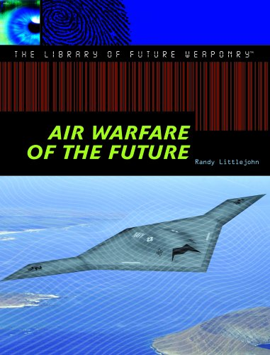 Air Warfare of the Future (The Library of Future Weaponry): Randy Littlejohn